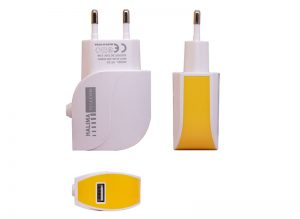 HT-25 Travel Charger with Cable