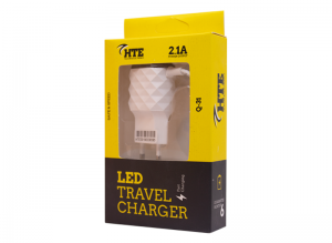 HTE LED Travel Charger