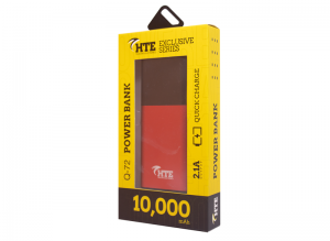 HTE Exclusive 10000mAh Power Bank