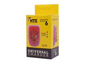 HTE Q-81 Universal Charger