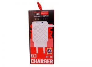 Fast Charging Adapter with Micro USB Cable