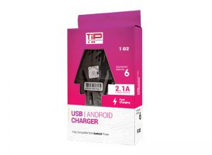 T-02 USB Android Charger